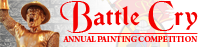 Battle Cry Painting Competition